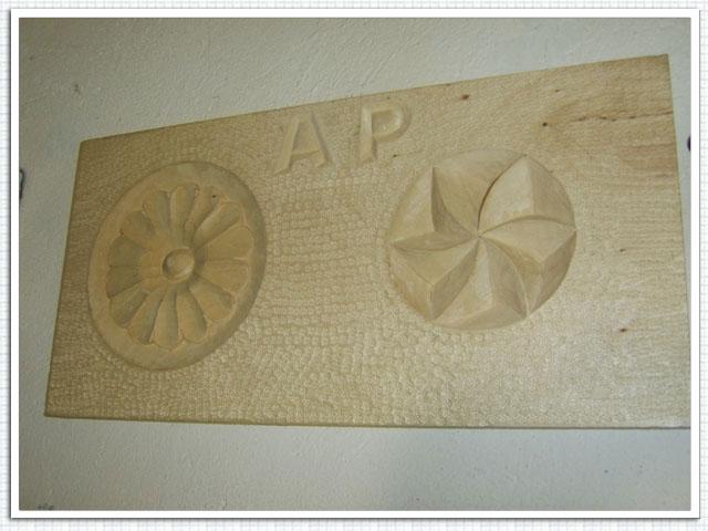 L intaglio del legno. Arte e tecnica - Antony Denning, N